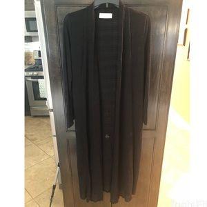 Sweaters - Long sleeve duster